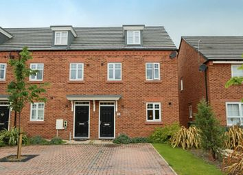 Thumbnail 3 bed semi-detached house for sale in Stargrass Close, Stapeley Gardens, Nantwich