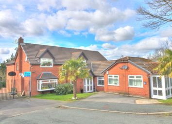 Thumbnail 7 bed detached house for sale in Hargrave Close, Blackley, Manchester