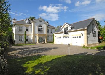Thumbnail 8 bedroom detached house for sale in Friary Road, Ascot, Berkshire