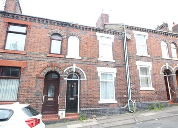 Thumbnail 2 bed terraced house for sale in Mayer Street, Hanley, Stoke-On-Trent