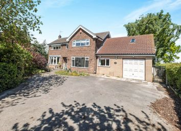 Thumbnail 4 bed detached house for sale in Wigthorpe Lane, Wigthorpe, Worksop