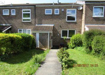 Thumbnail 3 bedroom terraced house to rent in Pembridge Close, Quinton, Birmingham