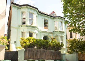 Thumbnail 1 bed flat for sale in Evelyn Terrace, Brighton, East Sussex