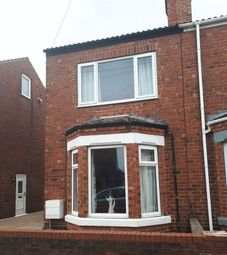 Thumbnail 3 bed semi-detached house for sale in Bournville, Goole
