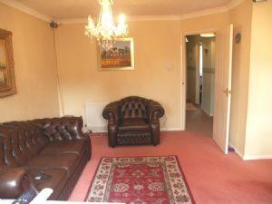Thumbnail 3 bed semi-detached house to rent in Chiltern Court, Widmore Road, Hillingdon, Uxbridge UB8, Hillingdon,