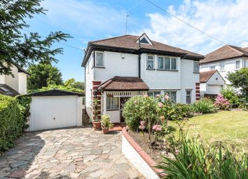 Thumbnail 4 bed detached house for sale in Oakwood Avenue, Purley