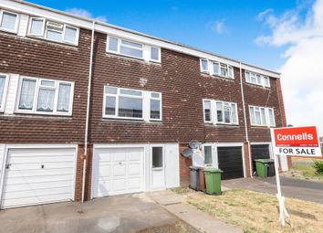 Thumbnail 3 bed town house for sale in Hackford Road, Lanesfield, Wolverhampton