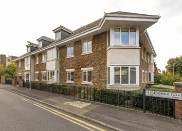 Thumbnail 2 bed flat for sale in Britannia Road, Surbiton