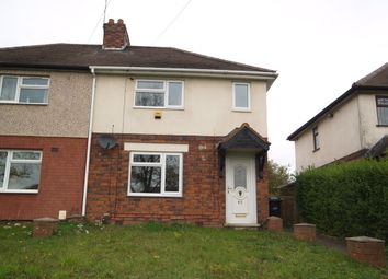 Thumbnail 3 bed semi-detached house to rent in Bryce Road, Brierley Hill, West Midlands