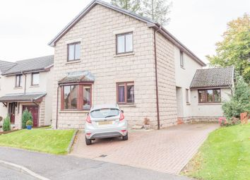 Thumbnail 5 bed detached house for sale in Houghton Drive, Hillside, Montrose