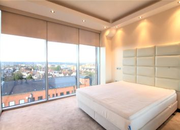 Thumbnail 2 bed flat to rent in Rama Apartments, 17 St Anns Road, Harrow, Middlesex