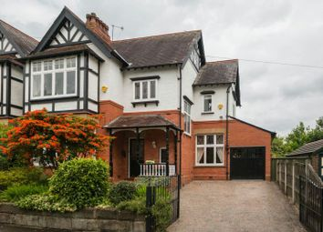 Thumbnail 5 bed semi-detached house for sale in Heath Road, Hale, Altrincham
