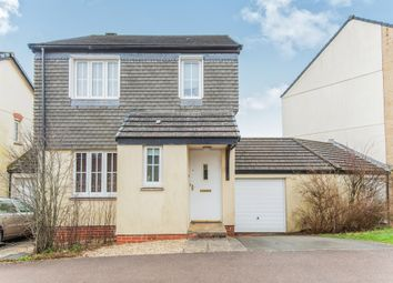 Thumbnail 3 bed link-detached house for sale in Cherry Tree Road, Axminster