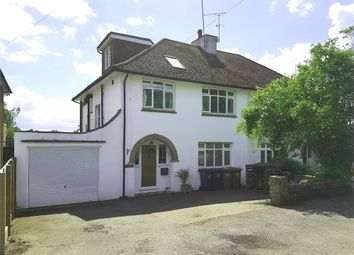 Thumbnail 4 bedroom semi-detached house for sale in Great North Road, North Mymms, Hatfield