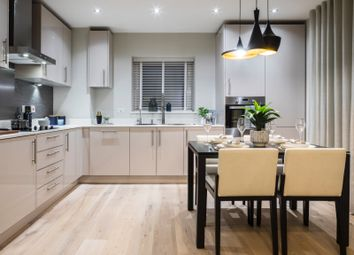 Thumbnail 2 bed flat for sale in St. Albans Road, Watford