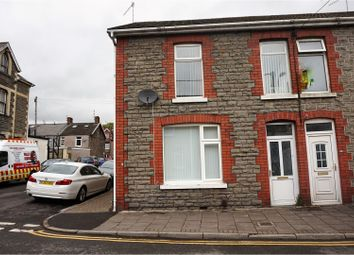 Thumbnail 3 bed semi-detached house for sale in Pwllgwaun Road, Pontypridd