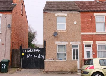Thumbnail 3 bedroom end terrace house for sale in Princess Street, Coventry