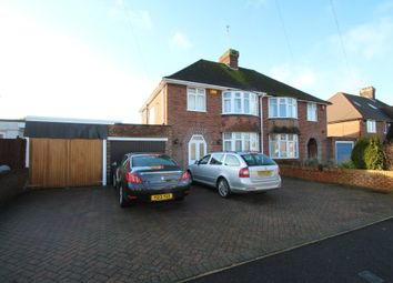 Thumbnail 3 bedroom semi-detached house for sale in Manor Drive, Aylesbury