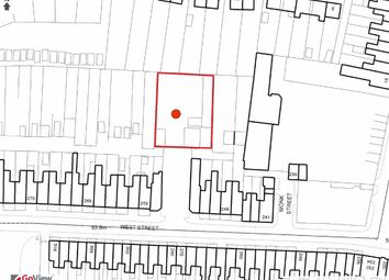 Thumbnail Land for sale in West Street, Crewe, Cheshire