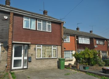 Thumbnail 3 bed terraced house to rent in Guild Road, Erith