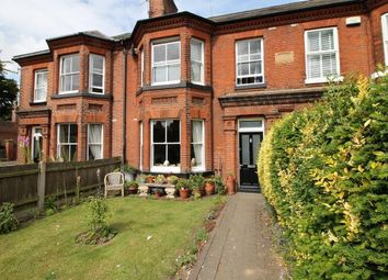 Thumbnail 3 bedroom terraced house for sale in City Road, Norwich