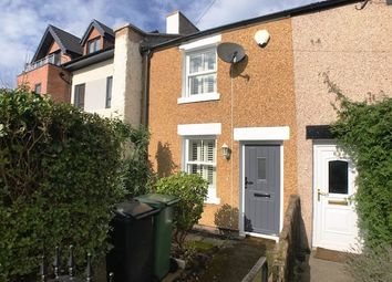 Thumbnail 1 bed terraced house to rent in Milner Road, Heswall, Wirral