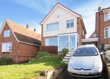 Thumbnail 3 bed detached house for sale in Trevone Avenue, Stapleford, Nottingham