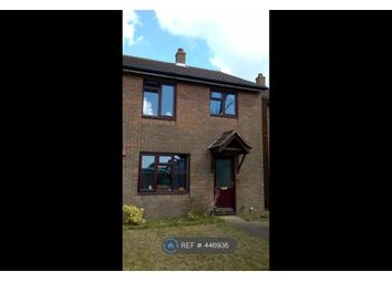 Thumbnail 3 bed semi-detached house to rent in The Crossways, Stone Cross, Pevensey