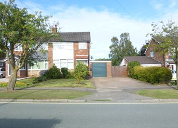 Thumbnail 3 bed semi-detached house for sale in Langdale Road, Leyland