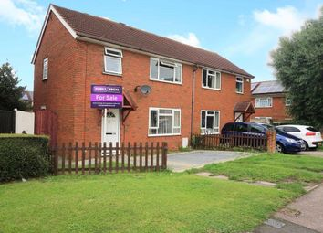 Thumbnail 3 bed semi-detached house for sale in Hartshill Road, Gravesend
