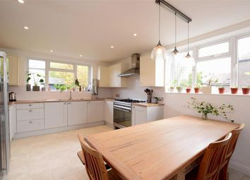 Thumbnail 5 bedroom semi-detached house for sale in Goldstone Crescent, Hove, East Sussex