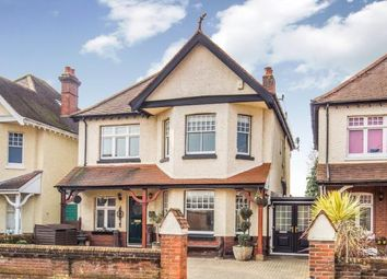 Thumbnail 4 bed detached house for sale in Wilton Road, Shirley, Southampton