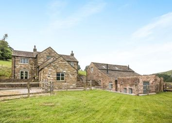 Thumbnail 7 bedroom barn conversion for sale in Wincle, Macclesfield, Cheshire
