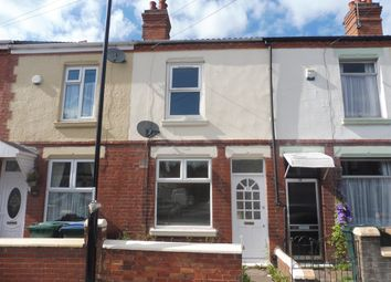 Thumbnail 2 bedroom terraced house for sale in Benthall Road, Foleshill, Coventry