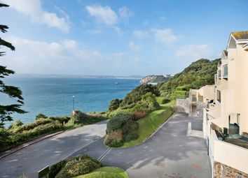 Thumbnail 3 bedroom flat for sale in Ilsham Marine Drive, Torquay