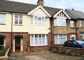 Thumbnail 3 bed terraced house for sale in Avenue Road, King's Lynn