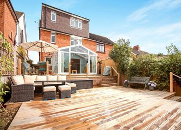 Thumbnail 4 bed semi-detached house for sale in Goldsmid Road, Tonbridge, Kent