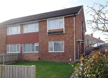 Thumbnail 2 bed maisonette for sale in Cox Lane, West Ewell