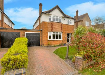 Thumbnail 5 bedroom detached house for sale in Long Cutt, Redbourn, St. Albans