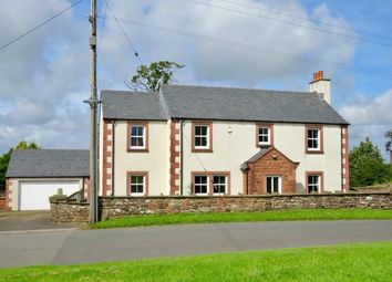 Thumbnail 4 bed detached house for sale in Castlegate, Hayton, Aspatria, Wigton