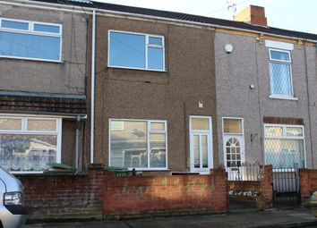 Thumbnail 3 bed flat for sale in Sussex Street, Cleethorpes