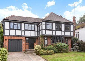 Thumbnail 5 bed detached house for sale in Wimborne Avenue, Chislehurst