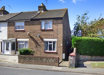 Thumbnail 2 bed end terrace house for sale in Wick Street, Wick, Littlehampton