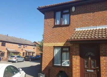 Thumbnail 1 bed end terrace house to rent in Hazelwood Park Close, Chigwell