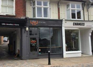 Thumbnail Retail premises to let in High Street, Hemel Hempstead