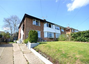 Thumbnail 2 bedroom maisonette for sale in Wrenfield Drive, Caversham, Reading