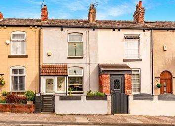 Thumbnail 2 bedroom terraced house for sale in Kings Road, Ashton Under Lyne, Tameside, Greater Manchester