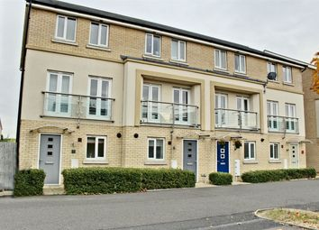 Thumbnail 3 bed town house for sale in Lancaster Gate, Upper Cambourne, Cambourne, Cambridge