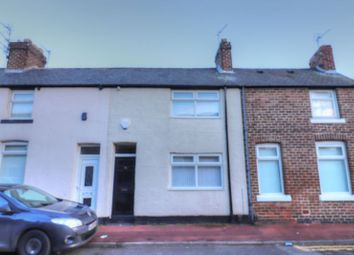 Thumbnail 2 bed terraced house to rent in Ross Street, Sunderland