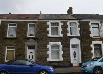 Thumbnail 3 bed terraced house for sale in Manor Road, Swansea